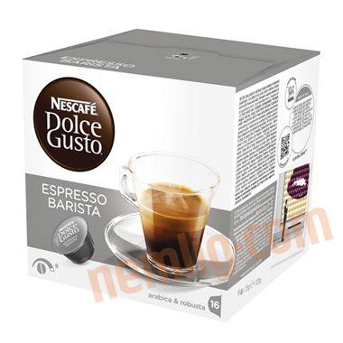 Espresso barista - Kaffepuder