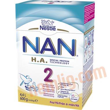 Nan HA 2 - Modermælkserstatning