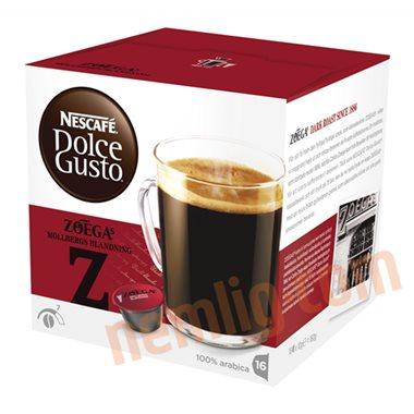 Zoegas mollberg - Kaffepuder