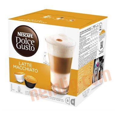 Latte macchiato - Kaffepuder