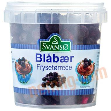 Frysetørrede Blåbær - Krymmel & Pynt