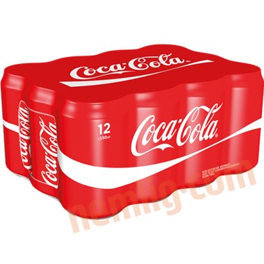tilbud coca cola dåse