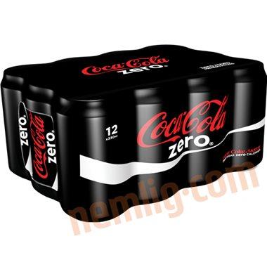 tilbud cola på dåse