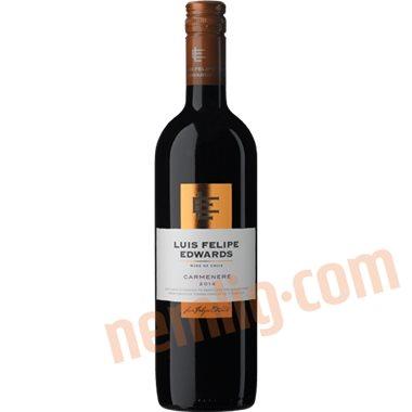 vin roedvin chile terrunyo carmenere