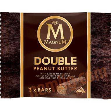 Chokoladebarer m. peanuts - Chokoladebarer