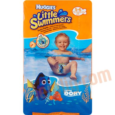 Huggies swimmers - Bleer