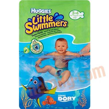 Huggies swimmers  3-4 - Bleer