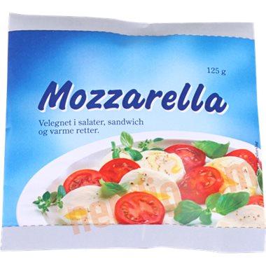 Mozzarella - Mozzarella, Feta & Salatost