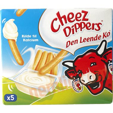 Cheez Dippers - Børneost