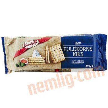 Fuldkornskiks - Grovkiks