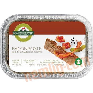 Baconleverpostej - Leverpostej