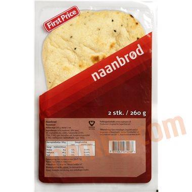 Naanbrød (original) - Madbrød