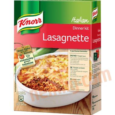 Lasagnette mix - Øvrige færdigretter
