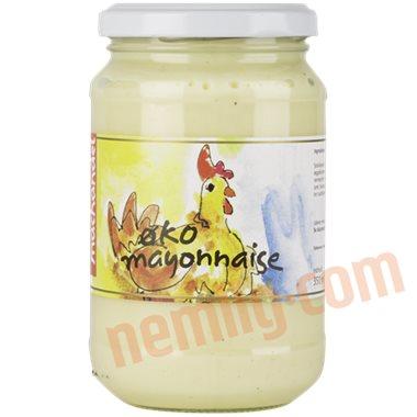 Mayonnaise øko. - Mayonnaise