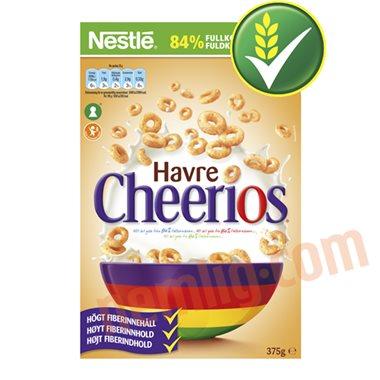 Havre cheerios - Morgenmadsprodukter