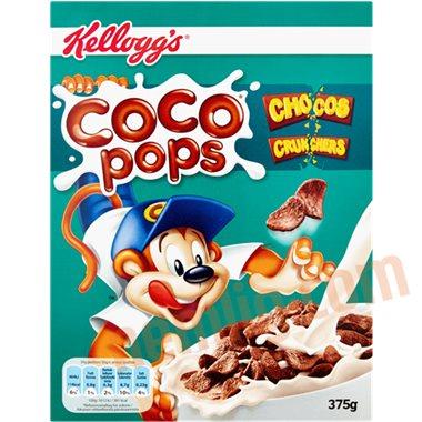 Cocopops crunchers - Morgenmadsprodukter