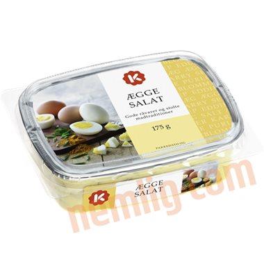 Æggesalat - Pålægssalater
