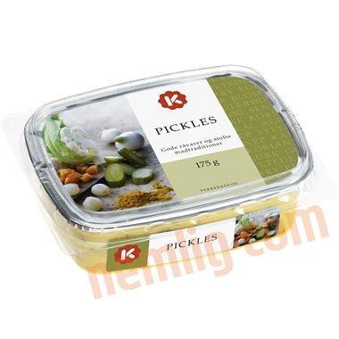 Pickles  - Pålægssalater