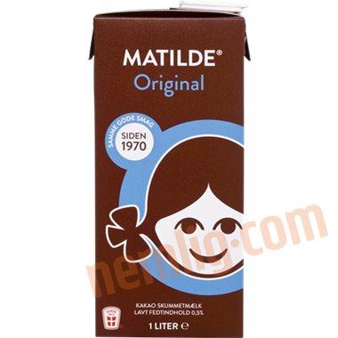 Kakaoskummetmælk - Kakaomælk