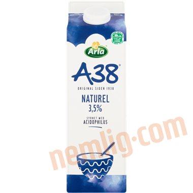 A38 sødmælk - A38