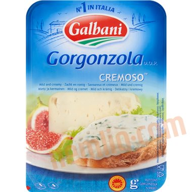 Gorgonzola (cremet) - Skimmelost