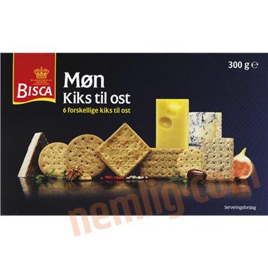 Ostekiks - Kiks til Ost