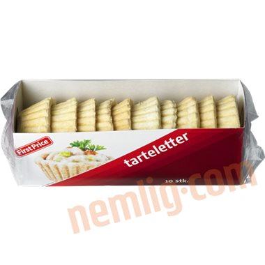Tarteletter - Tarteletter