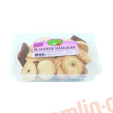 Blandede småkager - Småkager