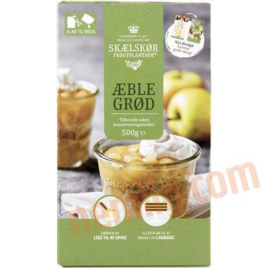 Æblegrød  - Frugtgrød