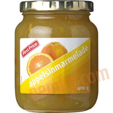 Appelsinmarmelade - Marmelade