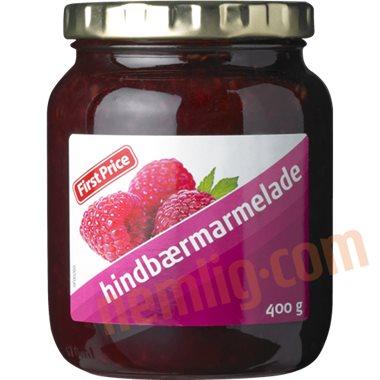 Hindbærmarmelade - Marmelade