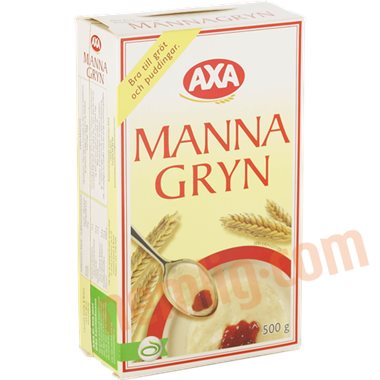 Mannagryn  - Gryn