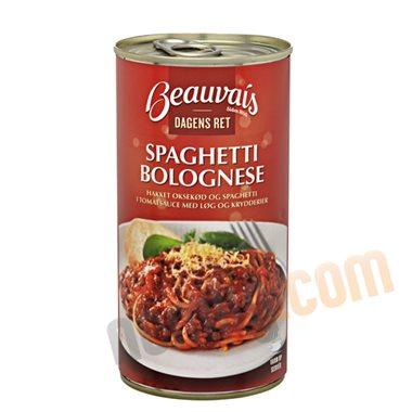 Spaghetti bolognese - Færdigretter, konserves