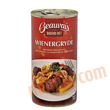 Wienergryde - Færdigretter, konserves