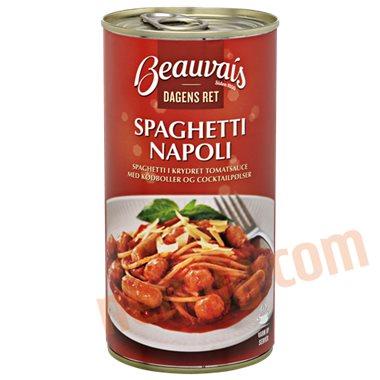 Spaghetti napoli - Færdigretter, konserves