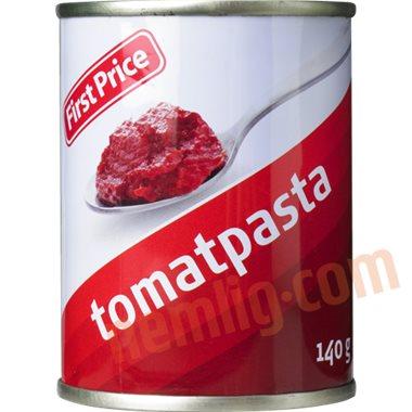 Tomatpasta - Dåsetomater & Puré
