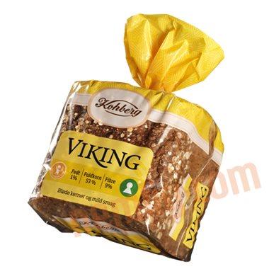 Viking rugbrød - Skiveskåret Rugbrød