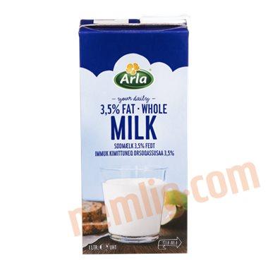 Sødmælk (langtidsholdbar) - Sødmælk