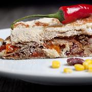 Fars mexicanske lasagne